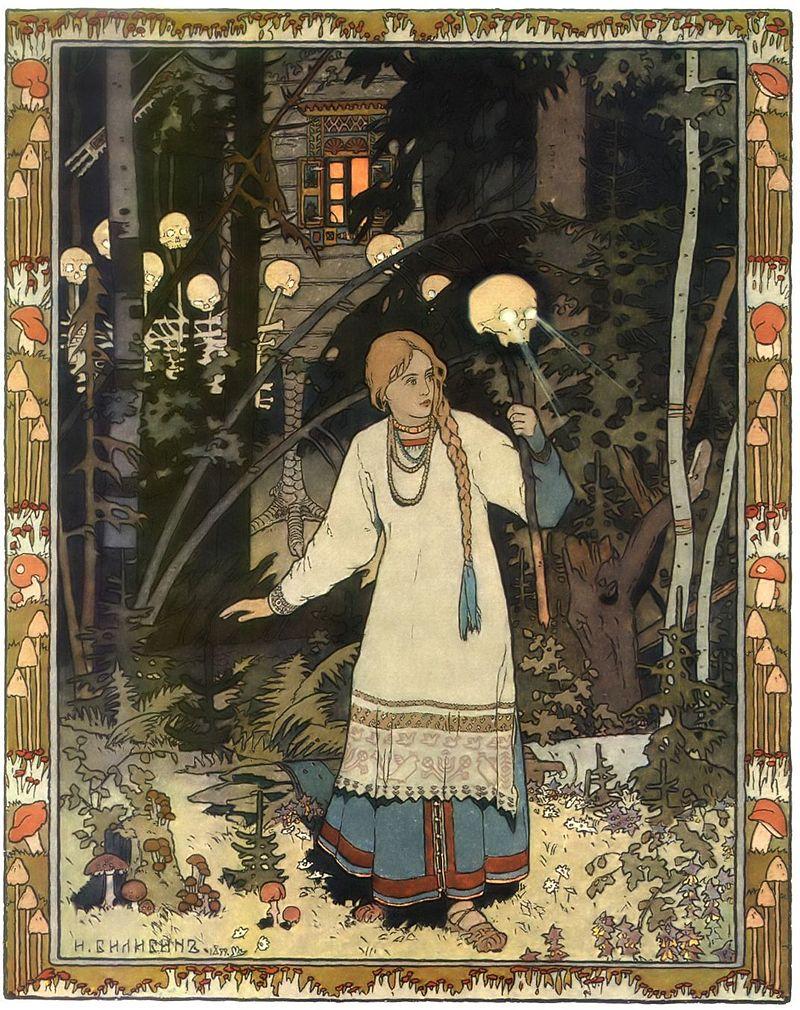 Как переводят на английский имена героев русских сказок? факты