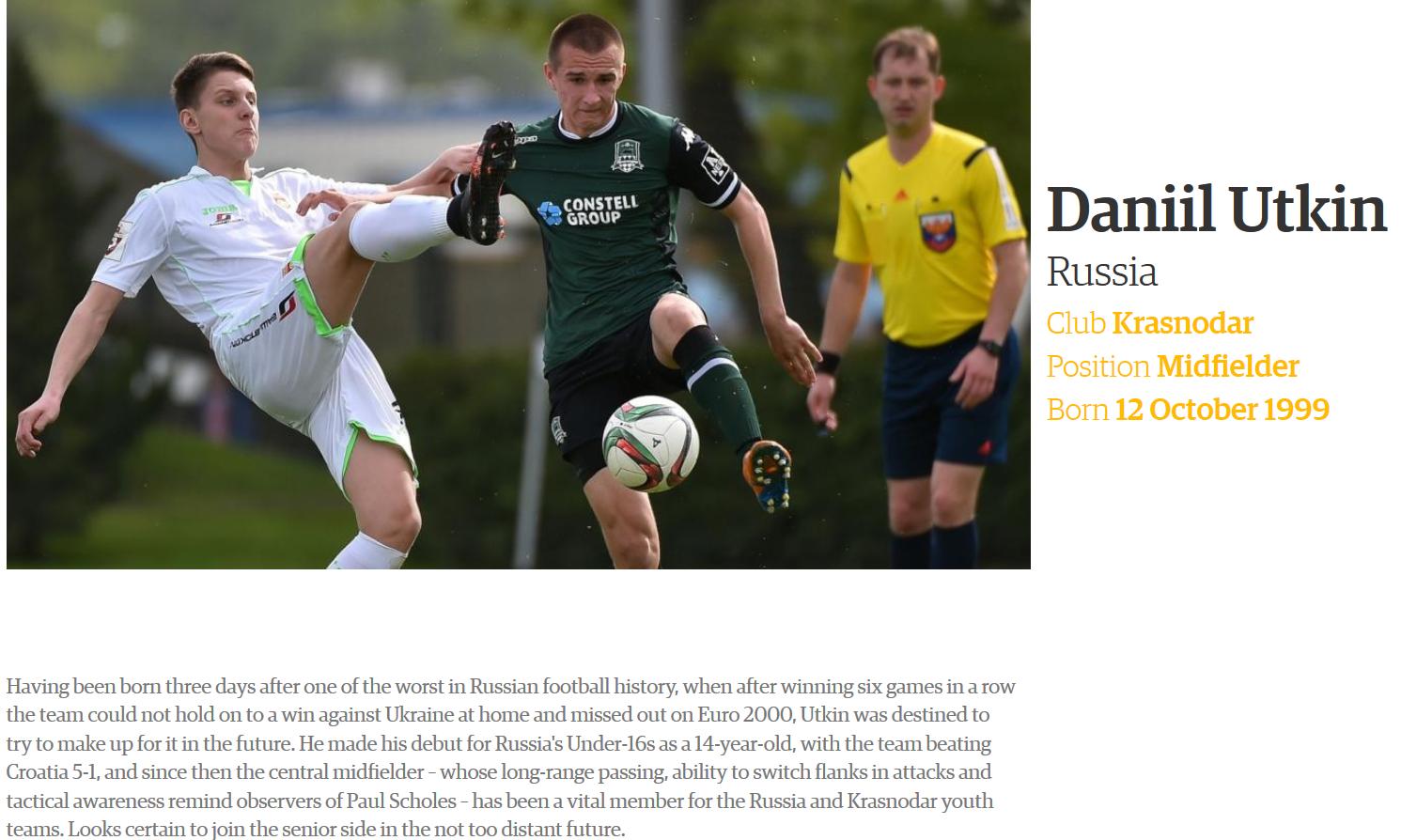 Молодой воспитанник «Краснодара» может сыграть вместо Каборе с «Зенитом». Англичане назвали его «новым Скоулзом» Спорт