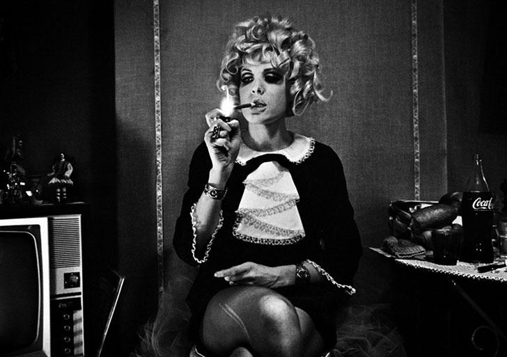 17 фотографий проституток и жиголо, ставших произведениями искусства Искусство