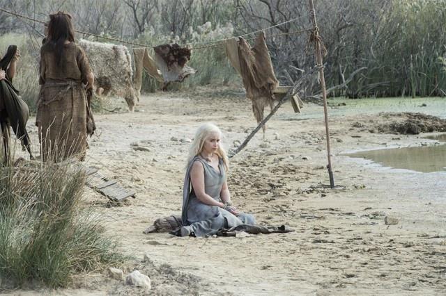Как изменилась Дейнерис Таргариен за сезоны «Игры престолов» Интересное