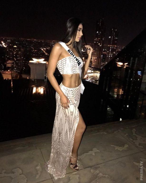 «Мисс Боливия» лишилась короны знаменитости,звезды,известные люди,Знаменитости