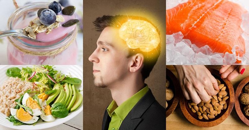 Продукты для концентрации Здоровье,Советы,Мозг,Питание,Продукты,Профилактика