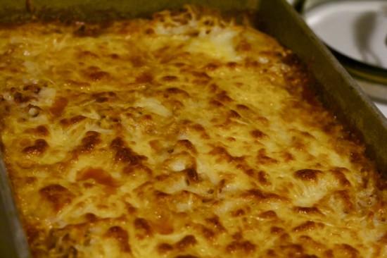 Макароны в духовке с мясом: рецепты с фото Кулинария