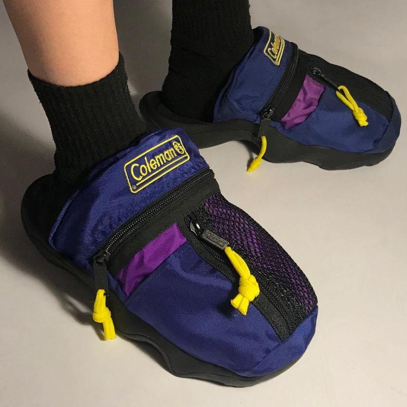Дизайнер клепает обувь и одежду из чего попало, и этот треш даже кто-то покупает МиР