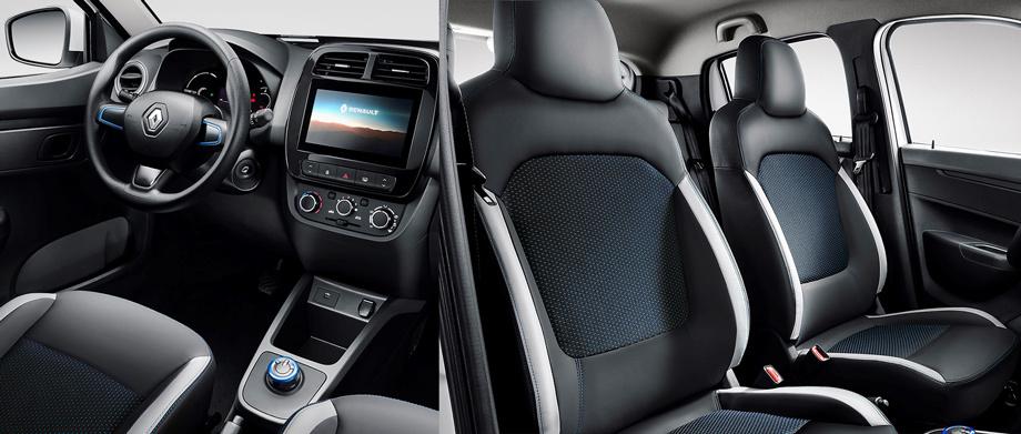 Бюджетный электрокар Renault City K-ZE обрёл серийный облик Авто и мото