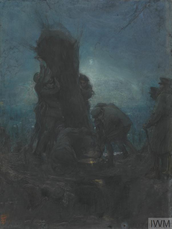 Наблюдательные посты, замаскированные под деревья Познавательное