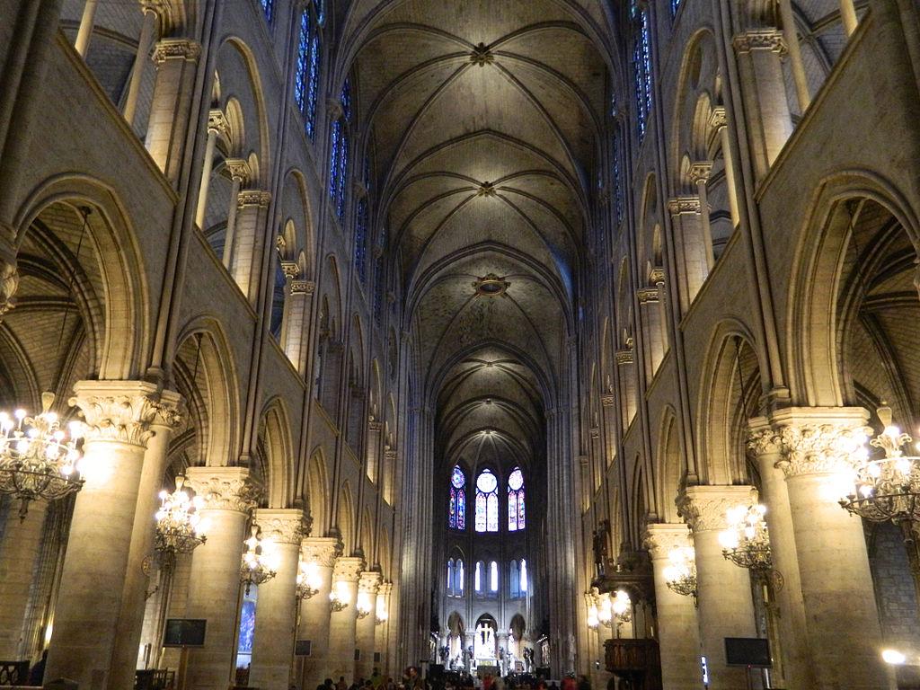 Пожар в соборе Нотр-Дам: почему это личное горе каждого из нас Искусство