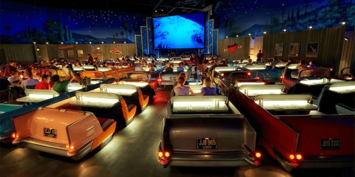 Необычные кинотеатры мира МиР