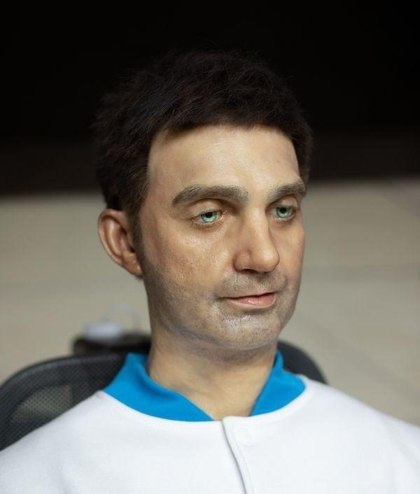 Компания «Промобот» представила робота с человеческой внешностью события,Новости,сделано у нас