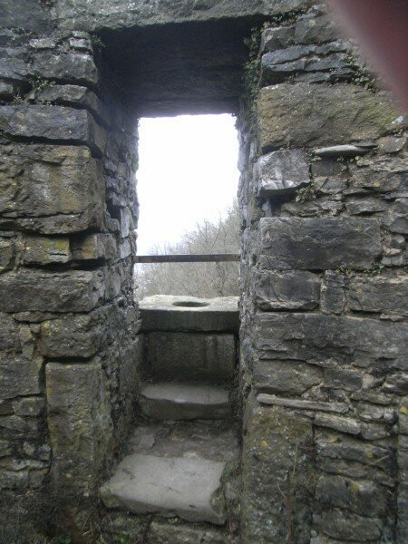 Туалет для графской крепости   Интересное