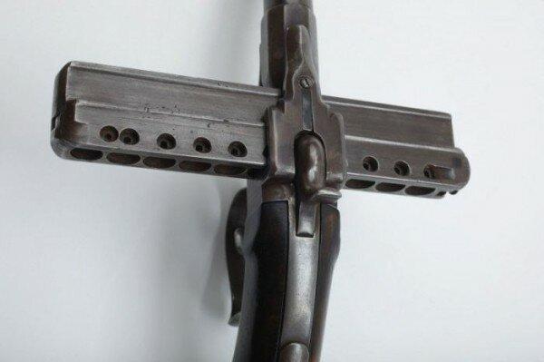 Пистолет Гармоника — оружие необычной конструкции   Интересное