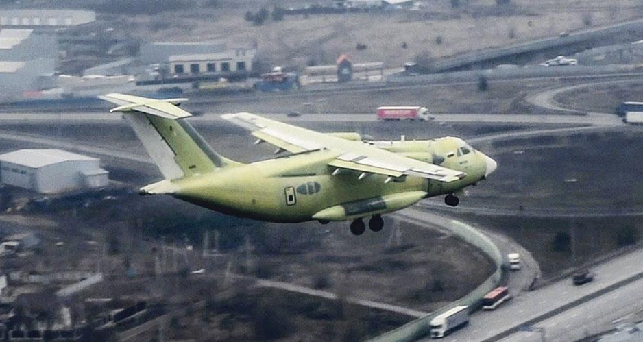 Кто против Ил-112В Авиация