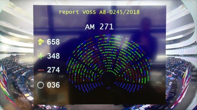 Европарламент одобрил спорный закон об авторских правах гаджеты,Европарламент,законы,мир,технологии