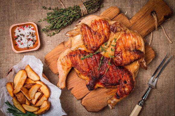 Цицила тапака, или Секреты приготовления цыпленка табака грузинская кухня,кулинария,кулинарные хитрости,мясные блюда,цицила тапака,цыпленок табака
