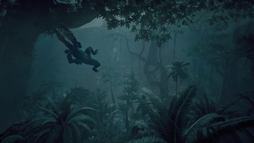 Ancestors: The Humankind Odyssey. Cимулятор эволюции от автора Assassin's Creed Action,Adventures,Ancestors: The Humankind Odyssey,Игры,Приключения,симуляторы
