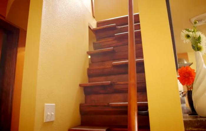 Предприимчивый американец превратил гараж в полноценный дом и поселил туда свою маму дом