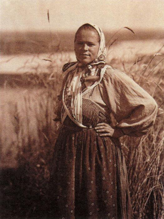 Как работали и отдыхали русские крестьяне: Фотографии начала XX века