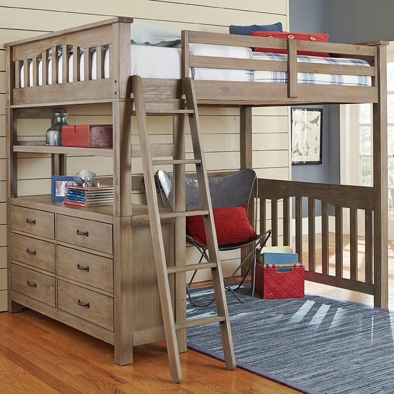 20 шикарных идей как двухъярусная кровать может сэкономить место в доме дом,интерьер