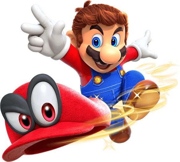 Nintendo Switch – мир в кармане nintendo switch, игры