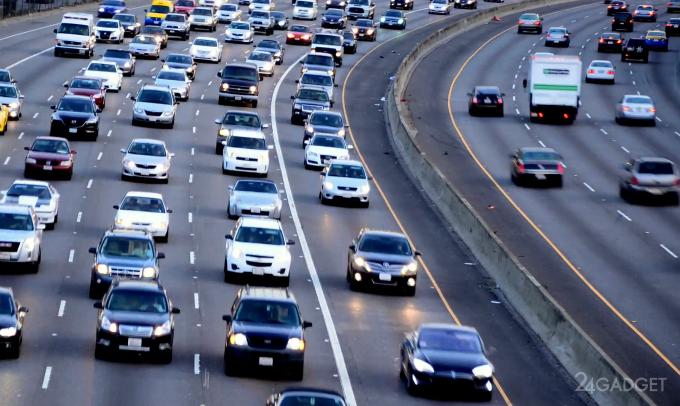 Все европейские авто начнут следить за водителями через камеры слежения авто,гаджеты,интересное,мир,техника,удивительное