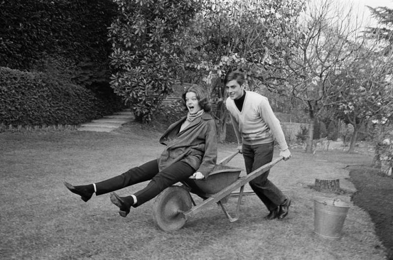 Джулиан Ассанж в 1990 г и другие интересные и редкие ретро-фотографии фотоподборка