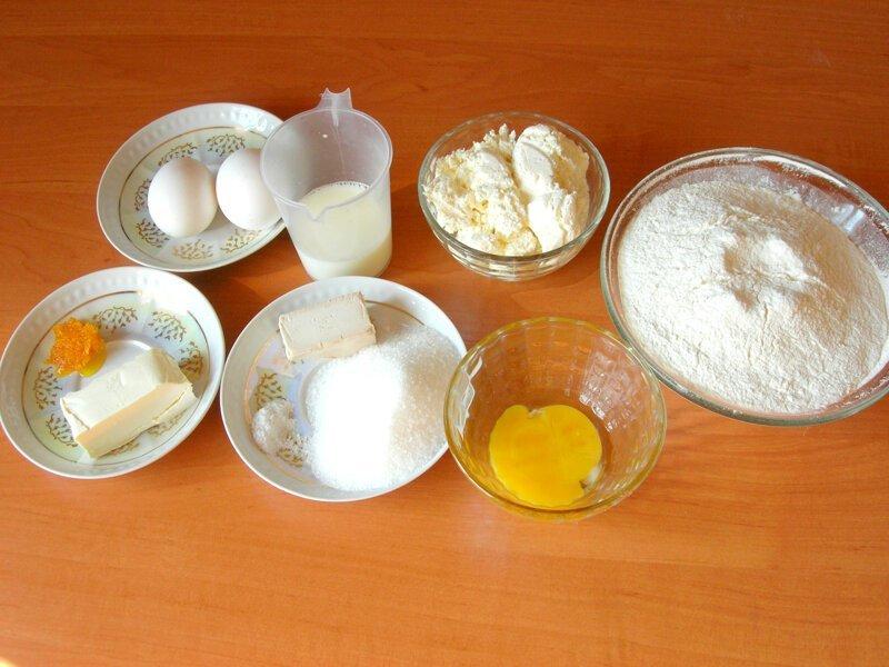 Пышные творожные булочки, которые долго не черствеют! рецепты