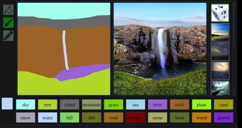 NVIDIA показала альтернативу Photoshop на основе нейросети NVIDIA,Photoshop,гаджеты,интересное,нейросети