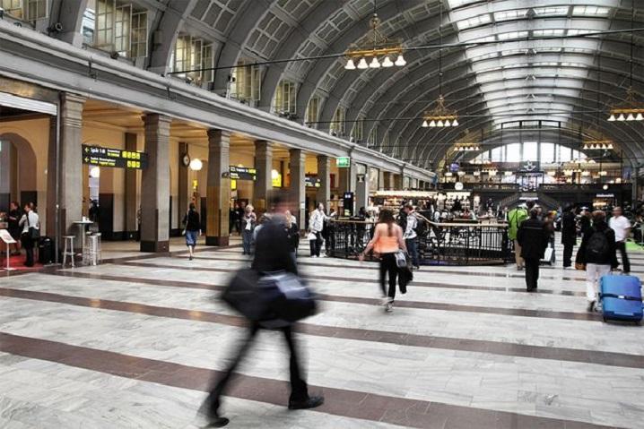На железнодорожной станции в Швеции ищут сотрудника, который будет делать все, что захочет Работа мечты,Швеция
