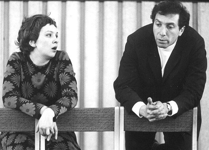 Два брака и 50 лет счастья Сергея Юрского история кино,кино,киноактеры,отечественные фильмы,художественное кино
