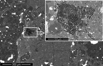 Внутри упавшего на Землю метеорита нашли фрагменты кометы Наука