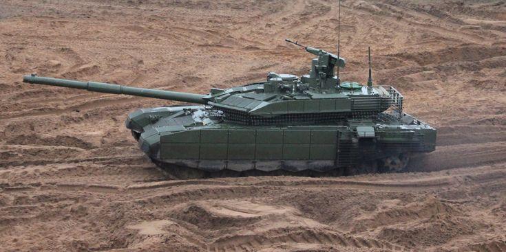 У воздушных десантников появились танковые батальоны Армия и флот